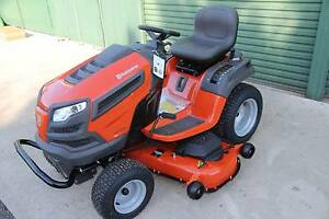 New Husqvarna 54in ride on Lawn mower, 26hp, Bonus Brushcutter Berkshire Park Penrith Area Preview