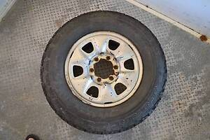 Toyota Hilux 16 inch SR steel rim and tyre Cairns Cairns City Preview