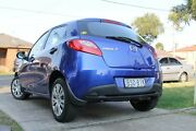Mazda 2 Hatchback 2010 MY10 Neo Manual Blue Fairfield Fairfield Area Preview