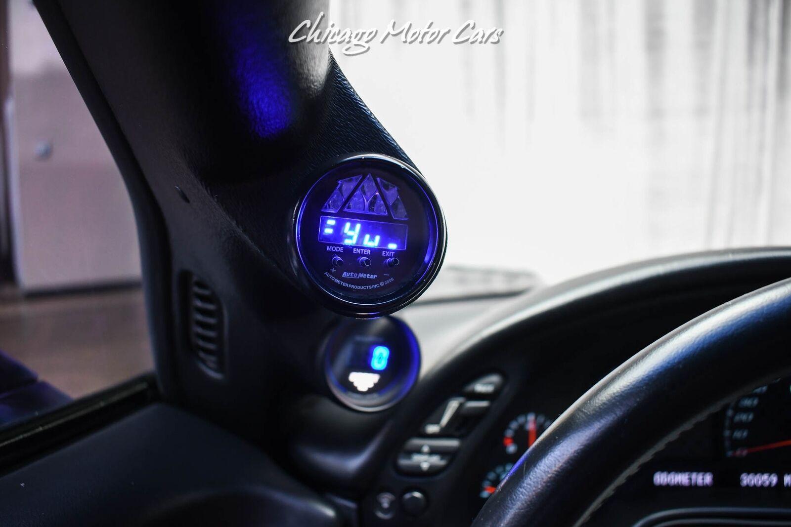 2003 Black Chevrolet Corvette Z06  | C5 Corvette Photo 10