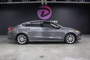 2017 Ford Fusion Hybrid SE avec cuir mags et +