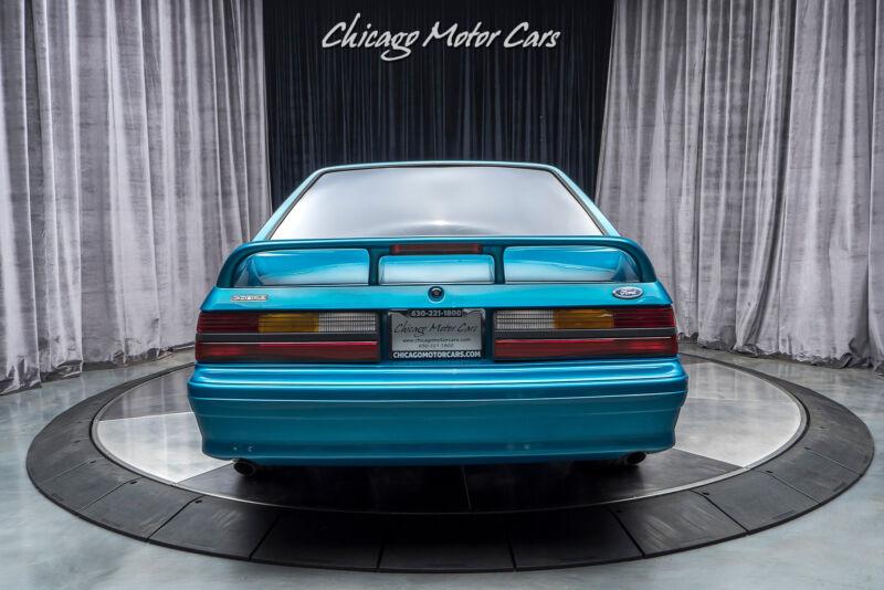 Image 4 Coche Americano usado Ford Mustang 1993