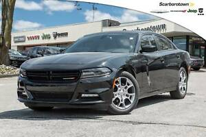 2016 Dodge Charger SXT+AWD+CHROMEWHEEL+NAV