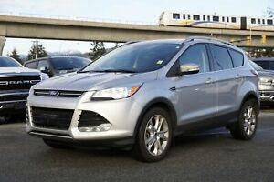 2015 Ford Escape Titanium - ALLOY WHEELS, PUSH START, LEATHER!