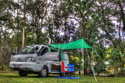 Campervan Ready For Next Adventure; Only Missing You! Auchenflower Brisbane North West Preview