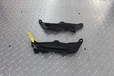 2011 TRIUMPH SPEED TRIPLE INNER FAIRING FRAME COWL PANEL TRIM OEM SET