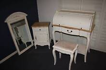 French Country Bedroom Furniture Set Oxenford Gold Coast North Preview