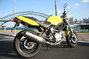 'JANICE' - HONDA VTR250 2000 Lavender Bay North Sydney Area Preview