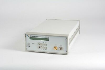 Jdsu Jds Uniphase Sws-cd Optical Modulator Sws20008 Swept Wavelength System