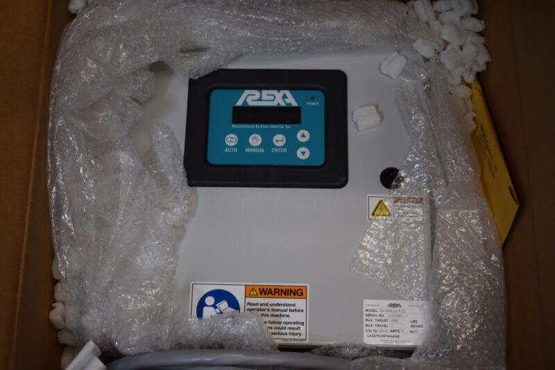 NEW Rexa X2L10000-2-C-P-C2 Electraulic Actuator Controller 10000 Thrust 120VAC