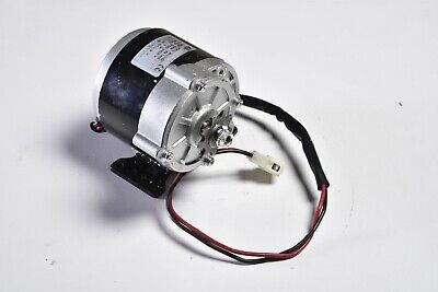 16 Open Box 350w 24v Dc Electric Motor F Bicycle Cart Zy1016z3 Gear Reduction