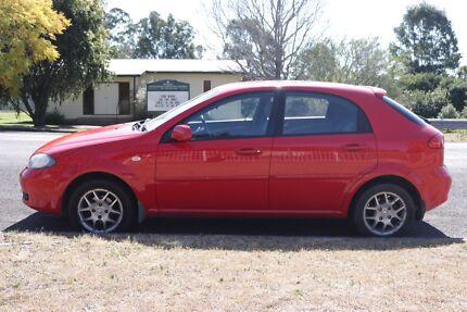 Holden Viva 2008 12 Months Rego Auto