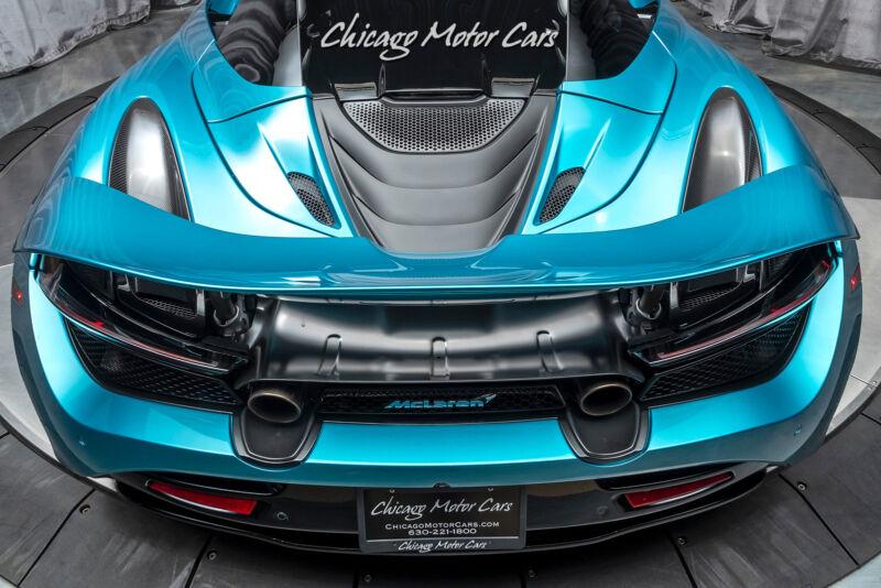 Image 22 Voiture Asiatique d'occasion McLaren 720S 2020