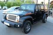 Jeep Wrangler 2.8 CRDI Unlimited Sport Mountain 5T