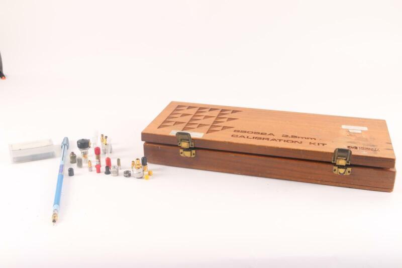 HP Hewlett Packard 85052A 3.5mm Calibration Kit