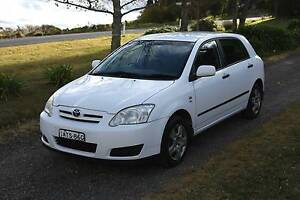 FOR SALE - 2005 Toyota Corolla Hatchback - PERFECT FIRST CAR Hamilton East Newcastle Area Preview