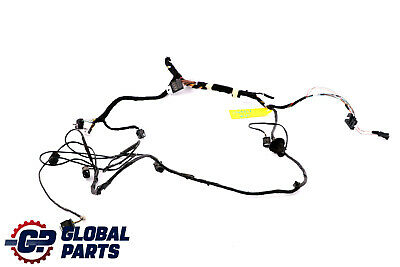 BMW MINI Cooper One R50 Rear Bumper PDC Cables Wiring Loom Set