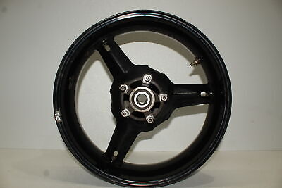 01 02 03 04 05 SUZUKI GSXR 600 750 REAR WHEEL BACK RIM 06 07 SV1000 *STRAIGHT*