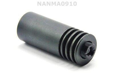 18mm Metal Housing Case For 5.6mm Laser Module W 405nm 450nm Glass Focus Lense