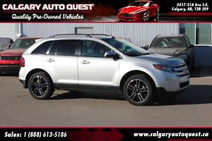 2014 Ford Edge SEL ALL WHEEL DRIVE/NAVIGATION/BACK UP CAMERA