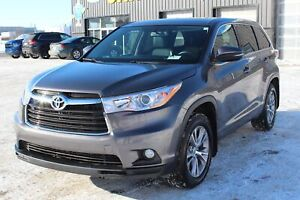 2015 Toyota Highlander LE VALUE PRICED V6 8 Passenger