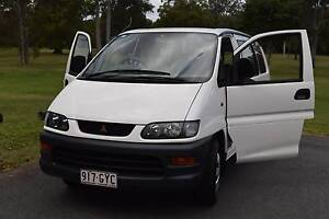 Mitsubishi Starwagon Wagon Van Express Coorparoo Brisbane South East Preview