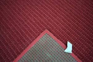 96% Off-New Designer Wool Rug-Red Rock 250cmx200cm (RRP $7480.00) Camperdown Inner Sydney Preview