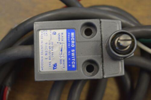 Micro Switch Limit Switch 914CE16-3