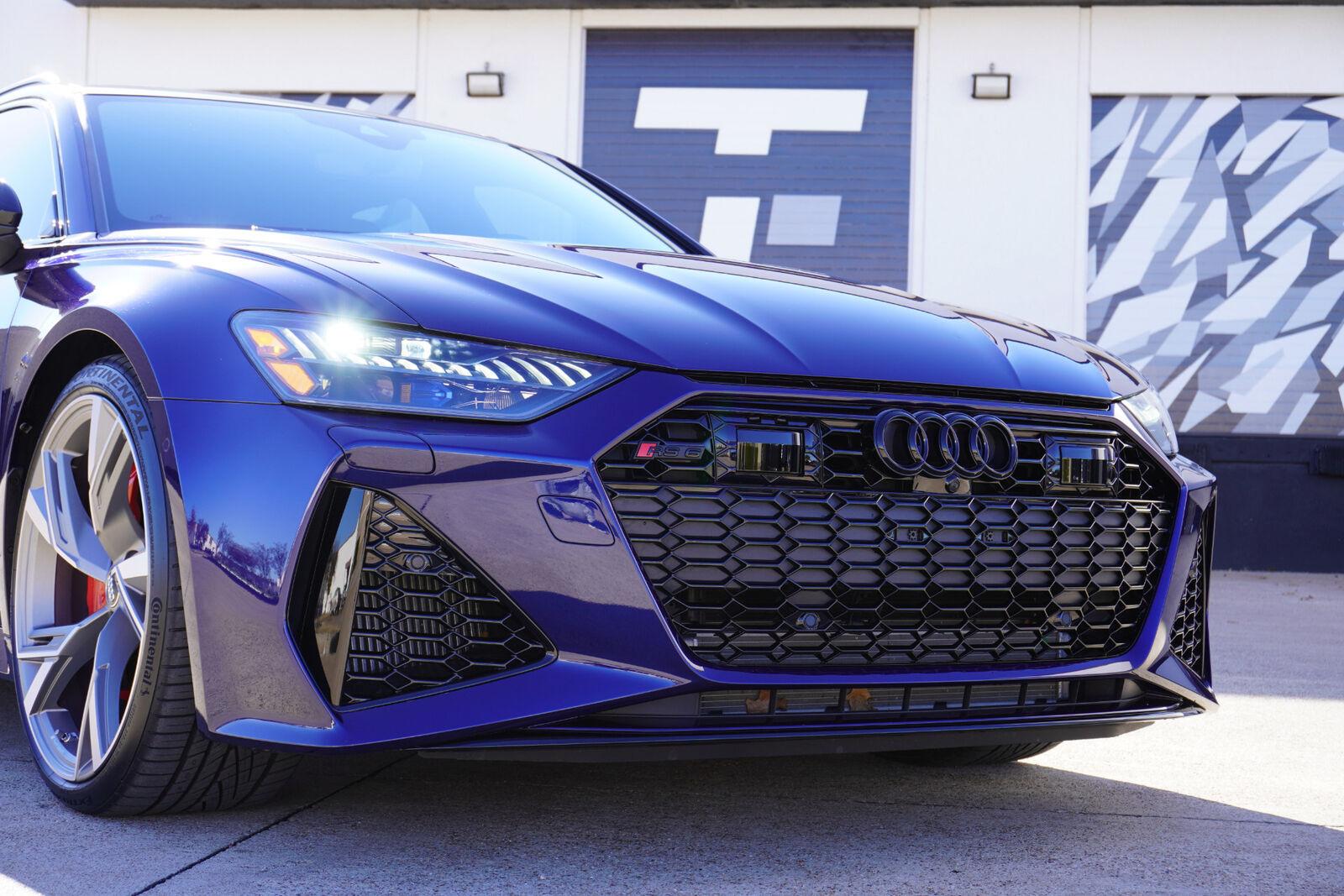 2021 Audi RS6 4.0T quattro Avant   eBay