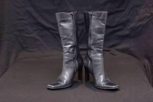 Black Ladies Boots - Size 6 / 36 Mandurah Mandurah Area Preview