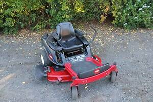 Toro Z480 48in deck zero turn ride on lawn mower Berkshire Park Penrith Area Preview