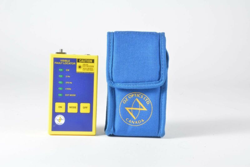 OZ Optics 54740-20 Visible Fault Locator