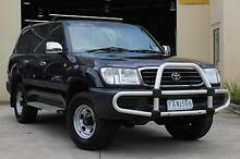 1998 Toyota LandCruiser GXL - DUAL FUEL Burwood Whitehorse Area Preview