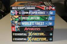 7 x DC / Marvel Fat Comic Books Labrador Gold Coast City Preview