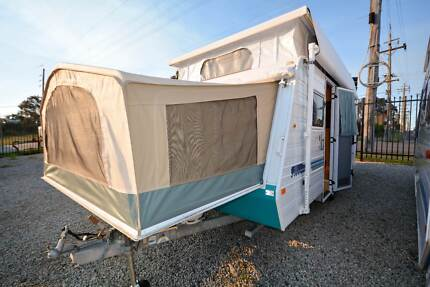 2004 JAYCO EXPANDA 16.49-1 #1783 North St Marys Penrith Area Preview
