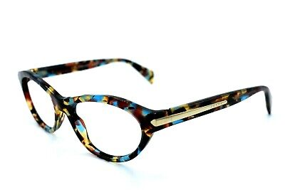 PRADA Eyeglasses Women VPR 18P NAG-1O1 Multi Color Full Rim 52[]17 135 #334
