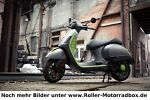"Vespa GTS 300 ie  ABS E4 ""The Green Concept "" 25 PS !!"