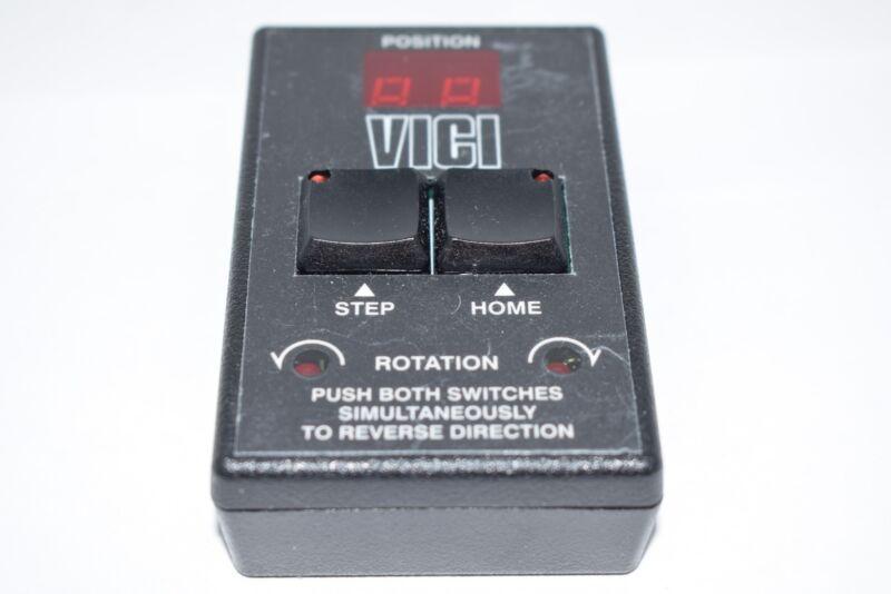 VICI Valco Instruments Position Controller, Control Module