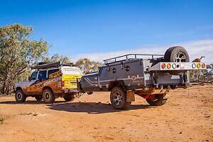 Ezytrail Stirling LX Off Road Camper Trailer - Ex-Demo, 1 Only Fyshwick South Canberra Preview