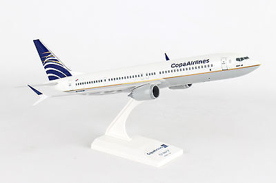 Skymarks Copa Airlines  Panama  Boeing 737 Max9 Skr918 1 130  New