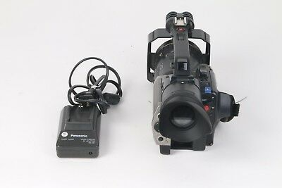 Panasonic AG-DVX100P Camcorder With Porta Brace Case and Power Adapter for sale  Rancho Cordova