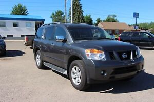 2012 Nissan Armada Platinum Edition *THIS IS A MUST SEE!!