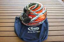 Motorcycle / Motorbike Helmet Arai Vector Snell. Size Large Redlynch Cairns City Preview
