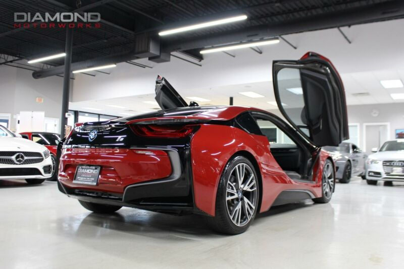 Image 2 Voiture American used BMW i8 2017