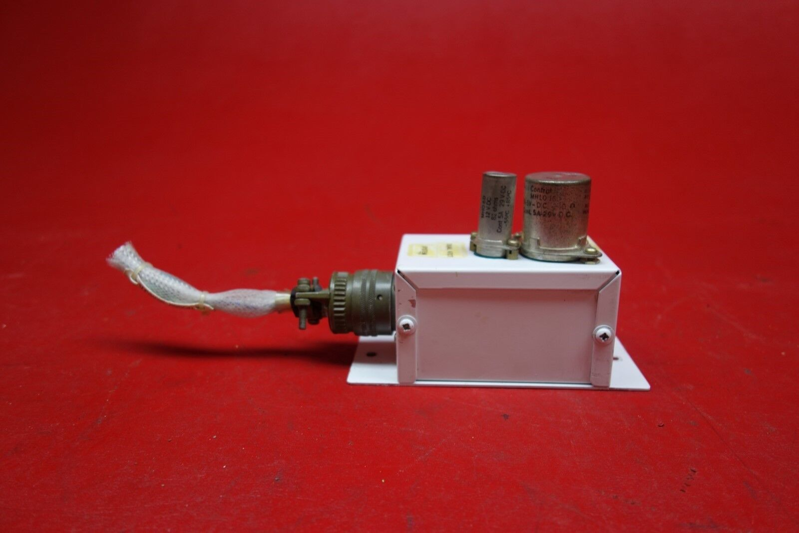 Allied Control Tune Relay 12-29V PN MHO-6D, MHLO-16D
