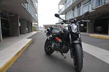 Yamaha MT-03 Nowra Hill Nowra-Bomaderry Preview