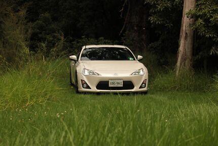 2013 Toyota 86 GT/brz *Full year rego*
