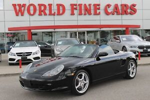 2004 Porsche Boxster | 5-Speed Manual