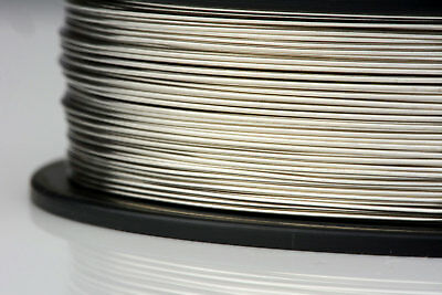 Temco Pure Nickel Wire 26 Gauge 500 Ft Non Resistance Awg Ni200 Nickel 200ga