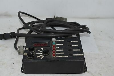Wire Feed Welder Controller Feed Panel Gas Purge Jogger